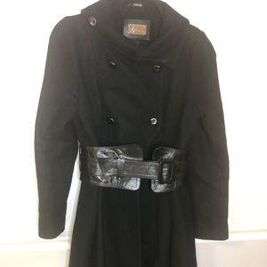Mackage Wool Coat size M